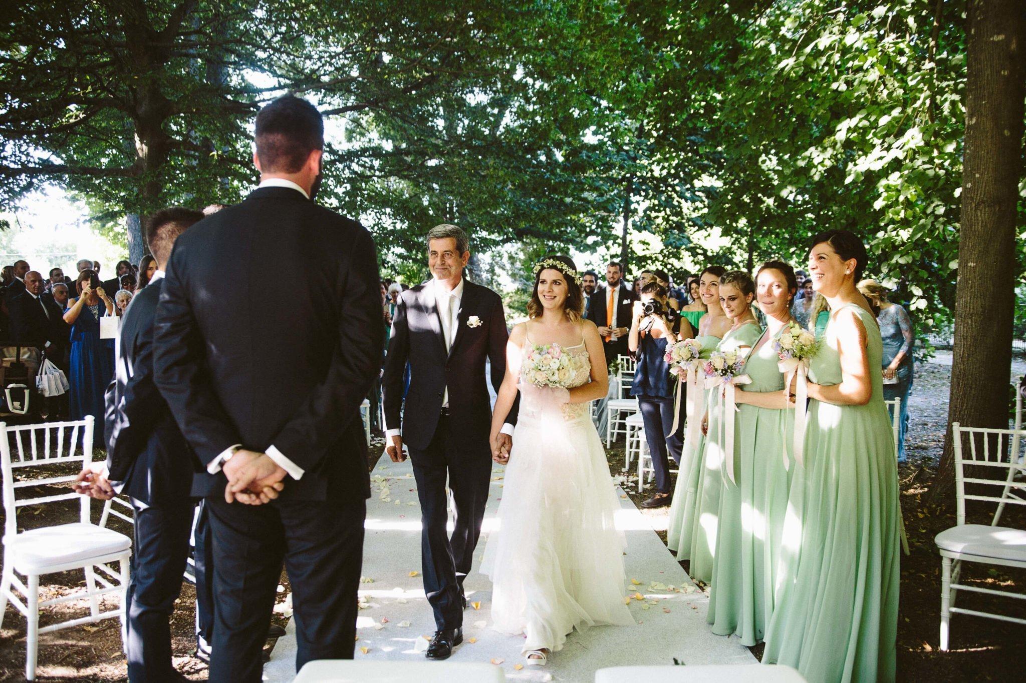 wedding in the lake of como