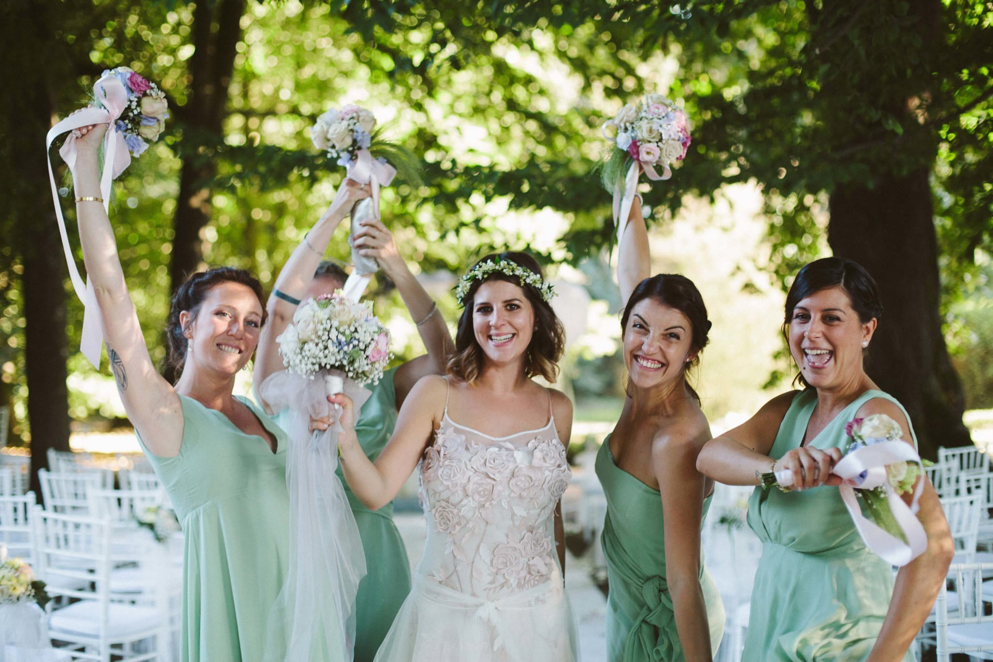 wedding in racconigi